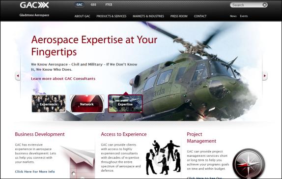 Client : Gladstone Aerospace