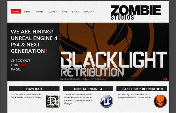 Client : Zombie Studios